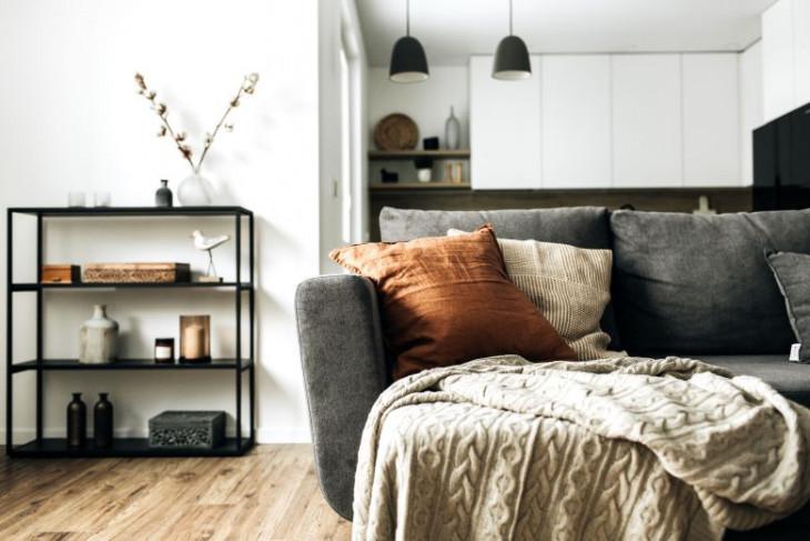 living hygge canapea moale patura comfy canapea perne velur