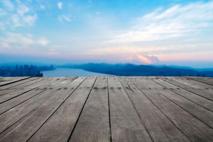 pardoseala de lemn in natura