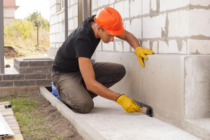 hidroizolare fundatie casa meserias