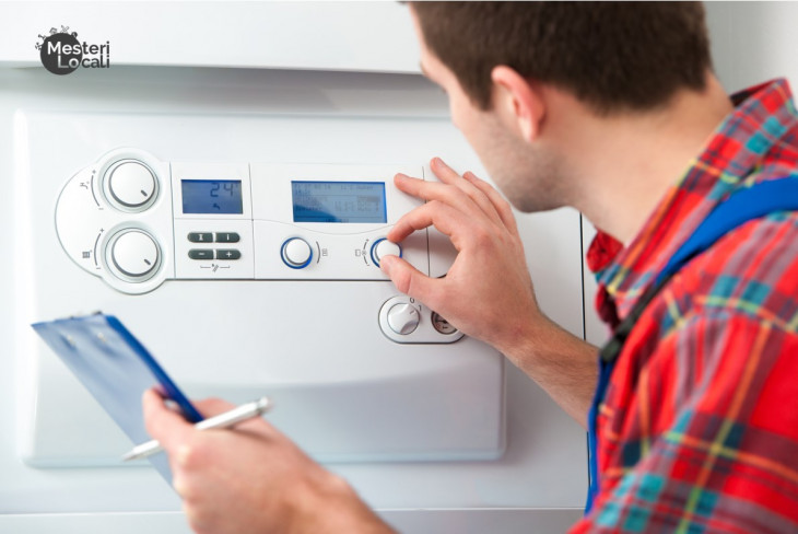 mentenanta centrala termica moderna instalator autorizat