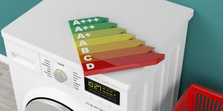Masina de spalat alba eficienta A+++