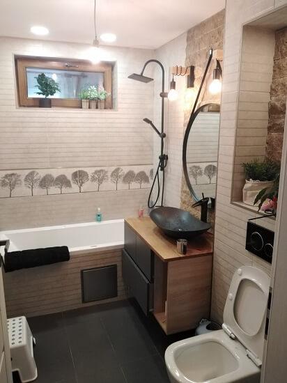 Renovare baie in Cluj